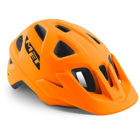 MET Echo MIPS Helm orange matte